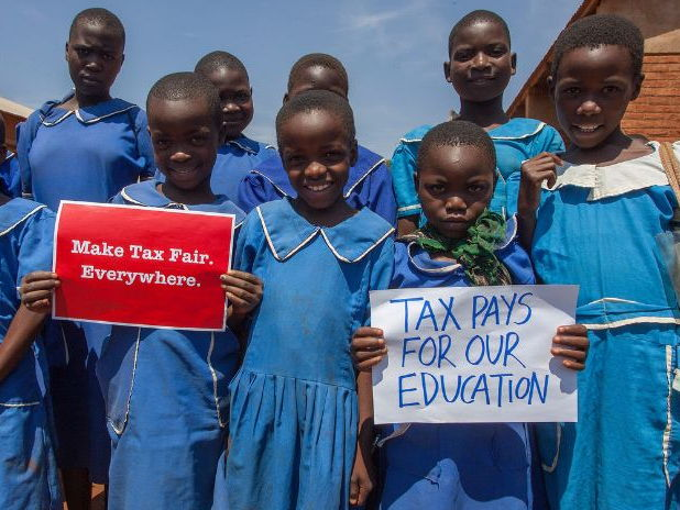 Tax, fairness and Philosophy for Children (P4C)