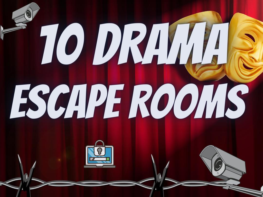Drama Escape Roos