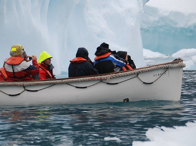 'In a globalising world the use of the global common of Antarctica can never be sustainable.'