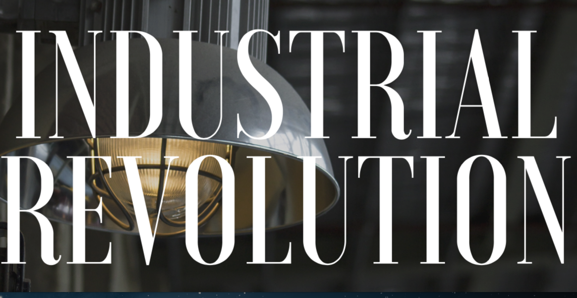 Industrial Revolution Poster Bundle