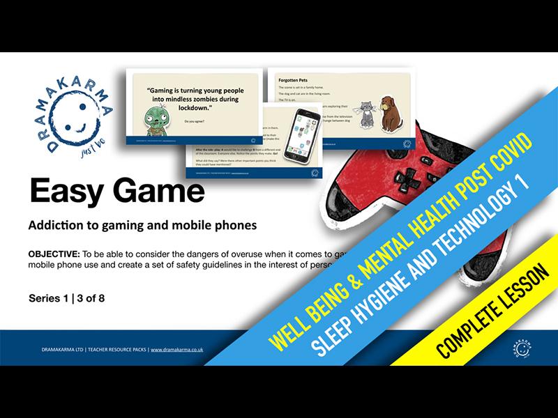Wellbeing (PHSE) - Sleep Hygiene & Mental Health 1