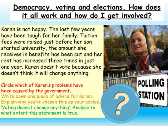 UK Politics + Government