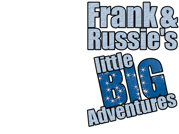 Frank and Russie's Little Big Adventures- Chapter 8