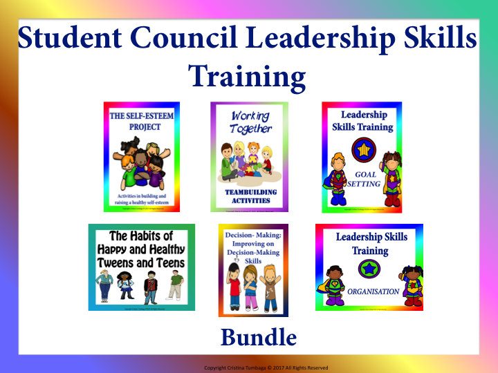 Student Council Leadership Training