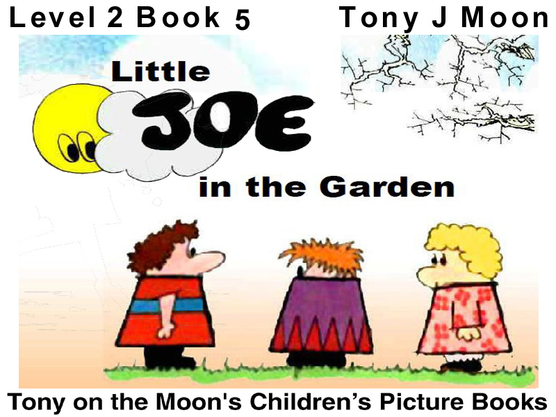LEVEL 1 - LITTLE JOE - goes into the Garden
