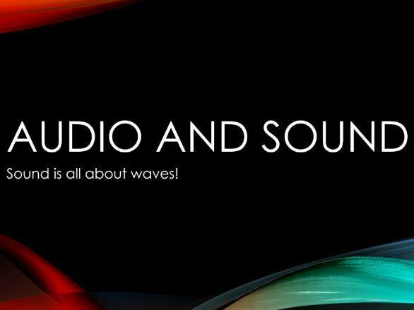 Sound Representation - PowerPoint