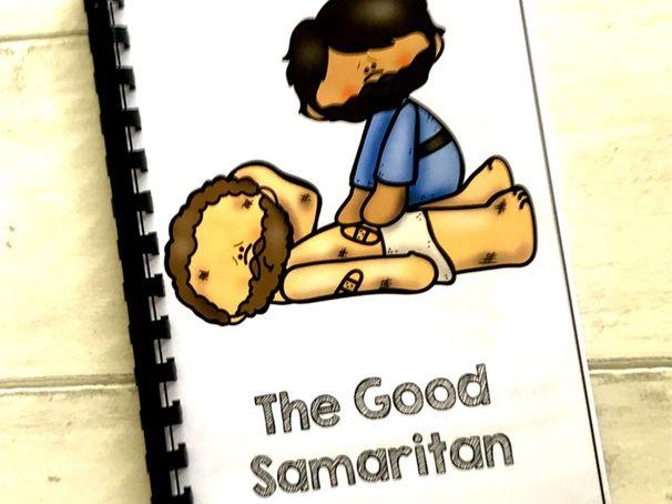 The Good Samaritan Bible Story