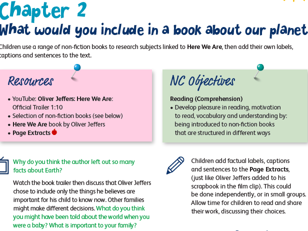Non-fiction texts: Research