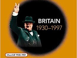 Britain 1930-1997 (Churchill and Britain) OCR A Level resources COMPLETE COURSE