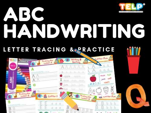 ABC HANDWRITING - TELP'S LITERACY PROGRAM