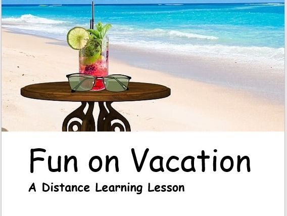 Fun on Vacation