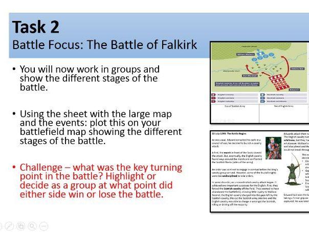 Medieval Warfare – The Battle of Falkirk, 1298