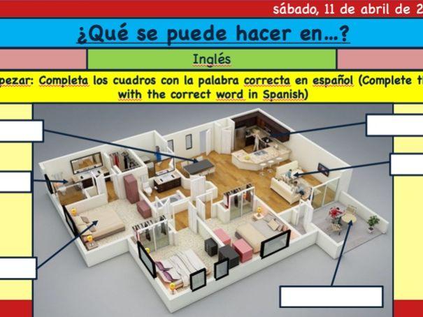 Viva 2 second edition Spanish Module 5