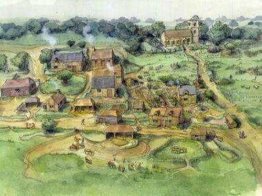 Medieval Village Bundle