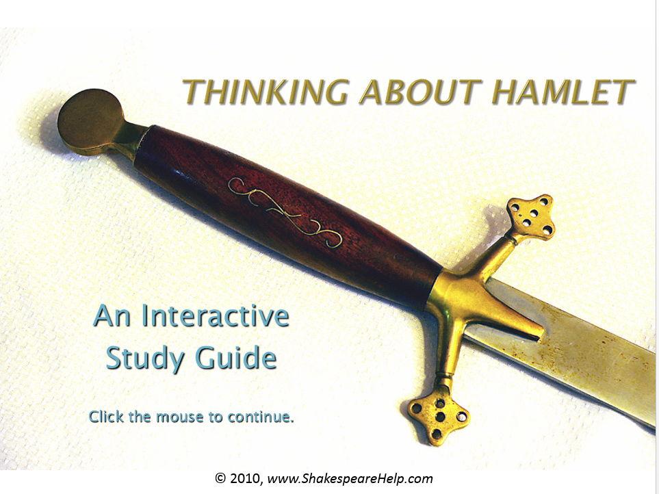 Hamlet PowerPoint Presentation