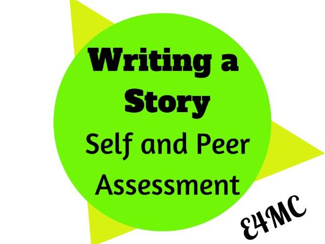 Self  Assessment - writing a short story