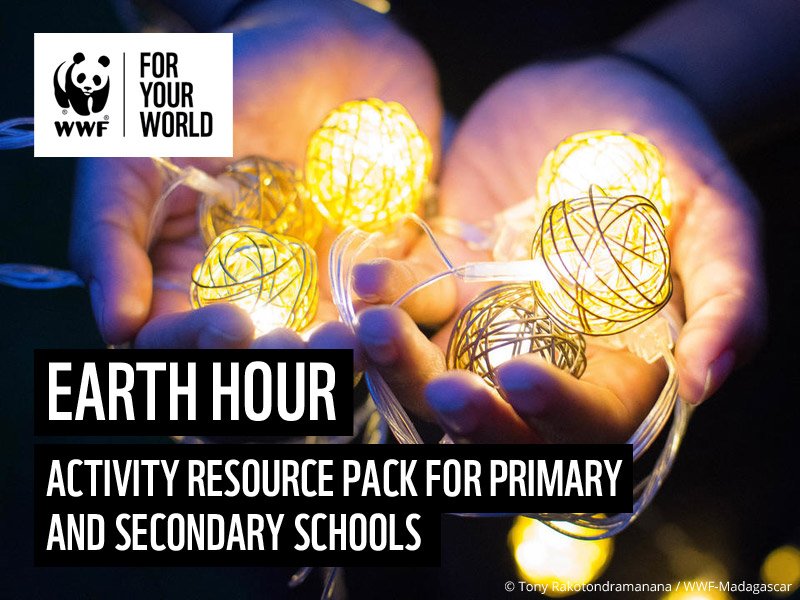 WWF Earth Hour 2020 - Activity and Assembly Pack