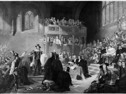 Mock Trial of Charles I