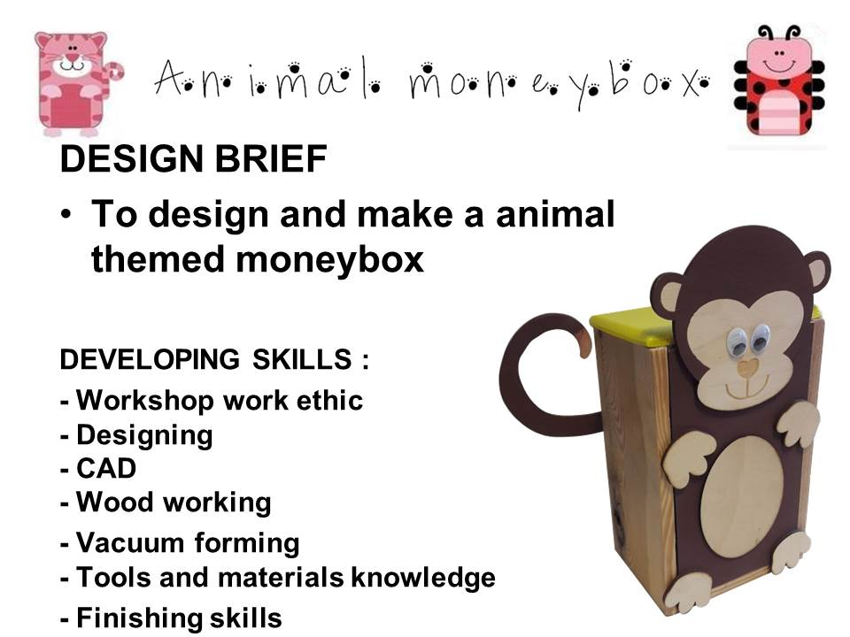 Animal Moneybox project