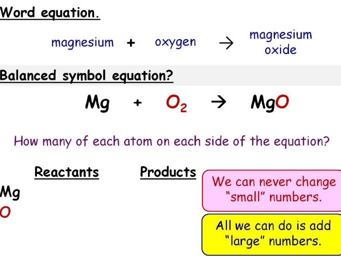 Reactions of Metals, Sacrificial Protection and Balanced Equations Year 9 Double Lesson (KS3 9Fb)