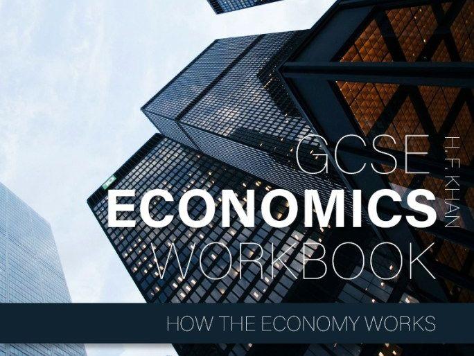 AQA GCSE Economics textbook