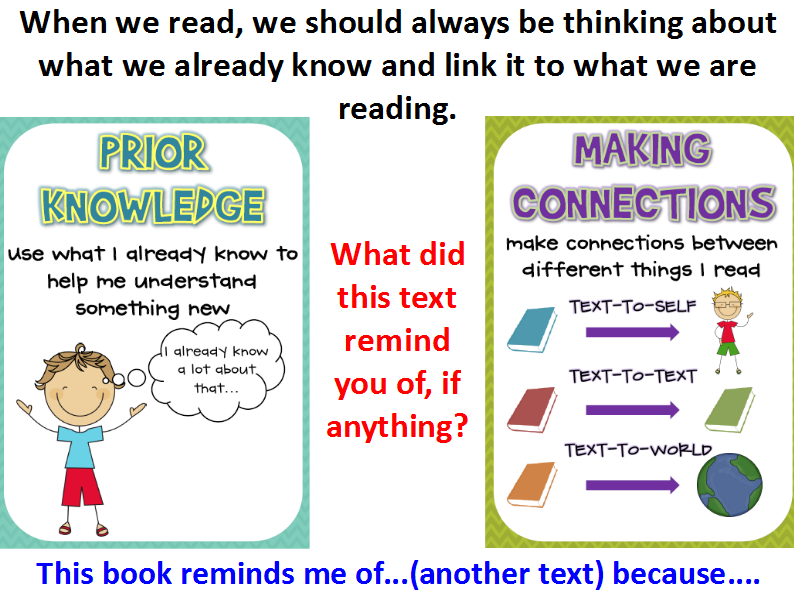 Year 3 - 4 Guided Reading planning (Making connections within text)