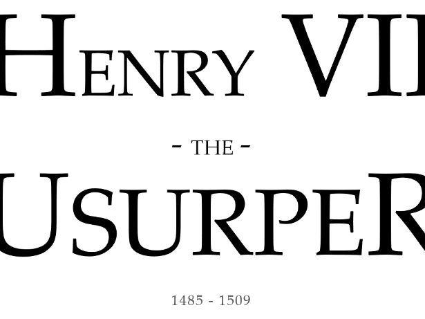 Henry VII Tudors A-Level AQA Revision Profile
