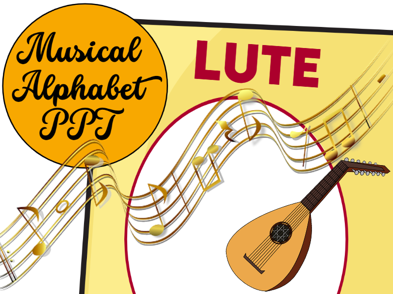 Musical Alphabet PPT KS1
