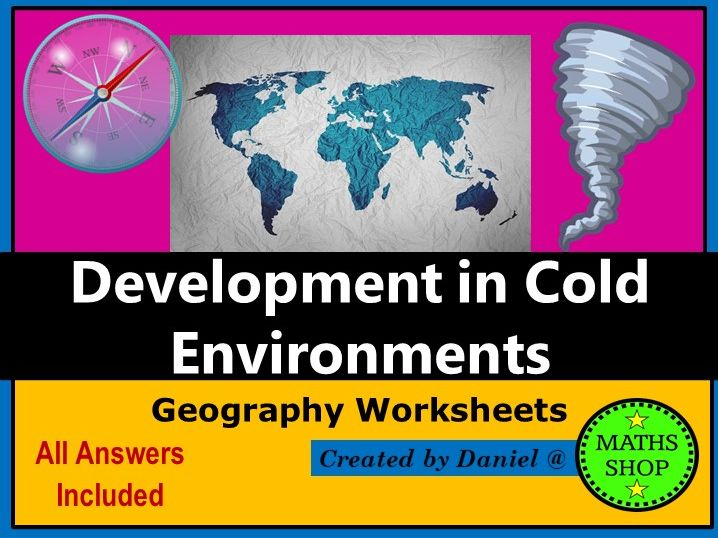 Geography Cold Environments