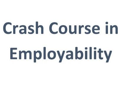 Employability Crash Course - Lesson 3