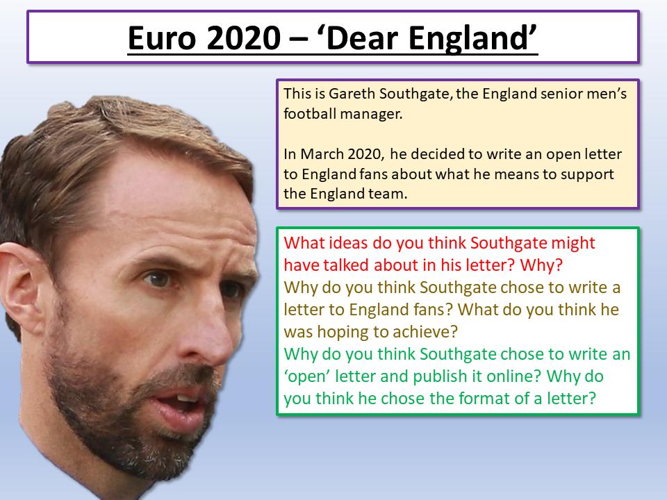 Euro 2020 English