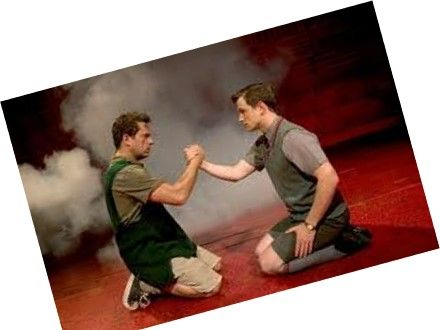 Blood Brothers- exploring the theme 'Nature Vs Nurture'