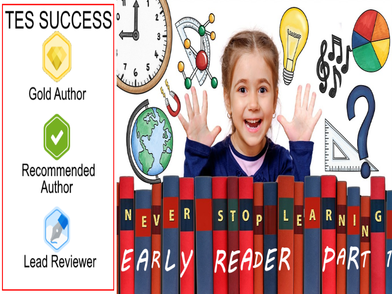 Early Readers Bundle