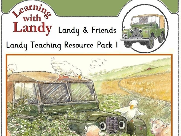 'Landy' by Veronica Lamond: KS1 cross-curricular resource pack based on the well-loved picture book.