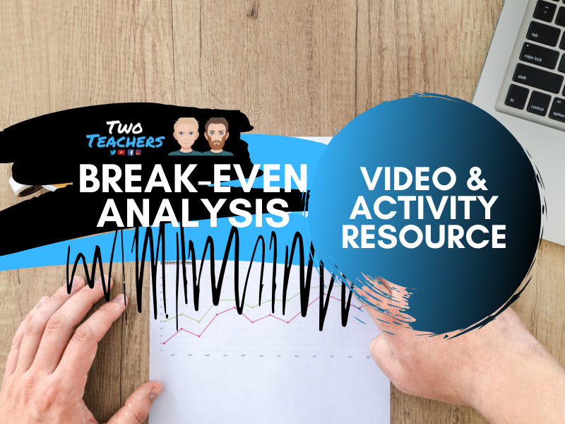 Break-Even Analysis Video and Activity Resource