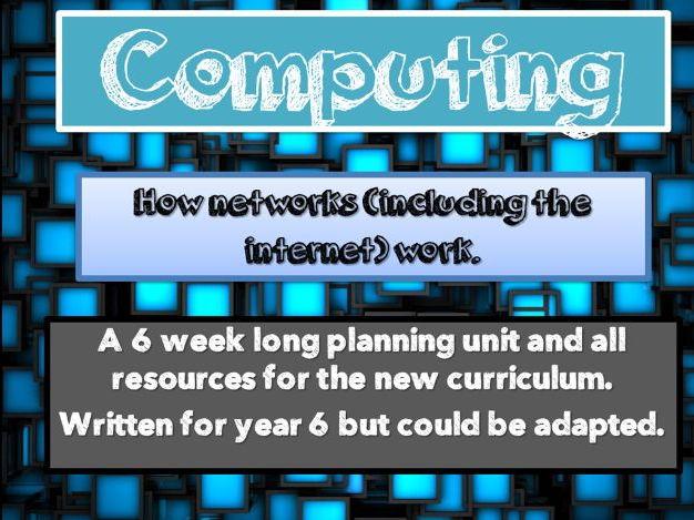 Computing Year 6