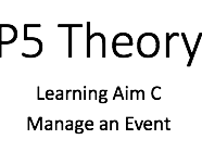 BTEC L3 Business 2016 Unit 4 Learning Aims B&C (Planning Tools) ppt and activity