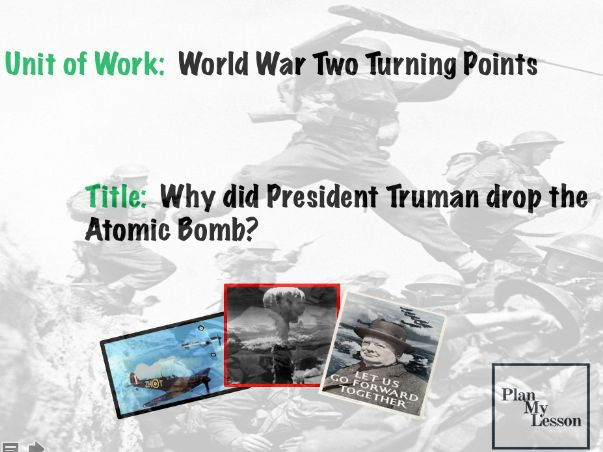 why not to drop the atomic Aug 6 and aug 9 marked the 65th anniversaries of the dropping of the atomic bombs on the japanese cities of hiroshima and nagasaki these events not only brought about the surrender of the japan and an end to world war ii, but they also helped shaped the nature of.