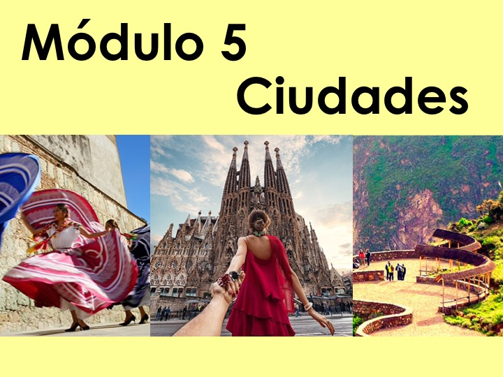 Viva GCSE Higher - Módulo 5 Ciudades - Whole unit