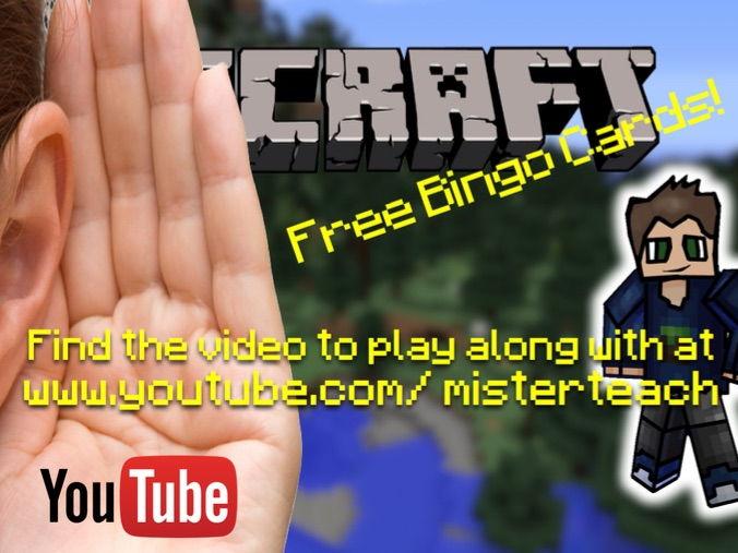 Minecraft Listening Game