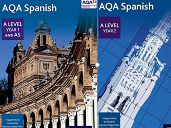 AQA ALL Y12+Y13 SPANISH NOTES for NEW SPEC