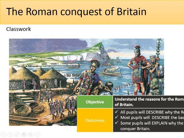 Roman Conquest of Britain