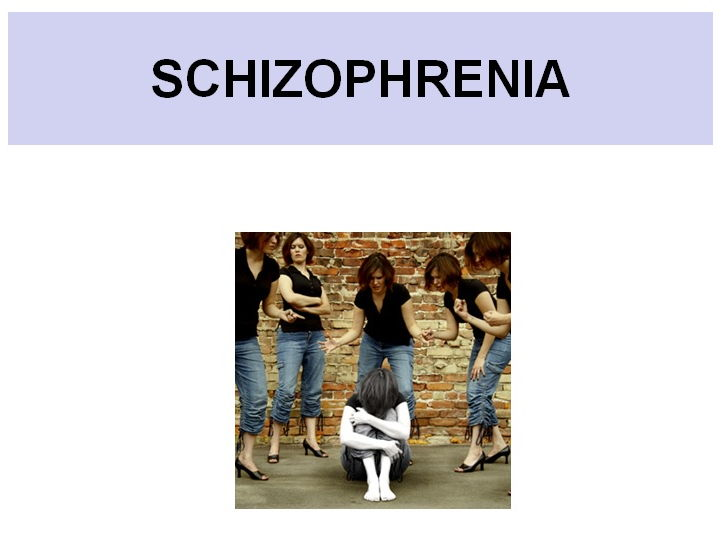 Introduction to Schizophrenia