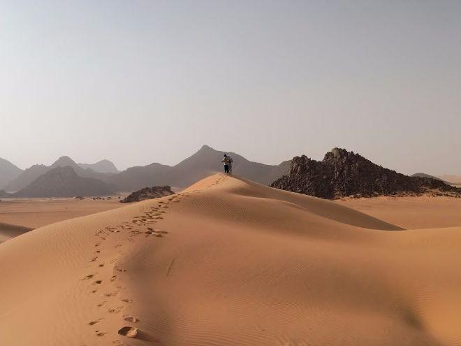 Desert Environment Dangers, Survival and WAGOLL Mark Scheme