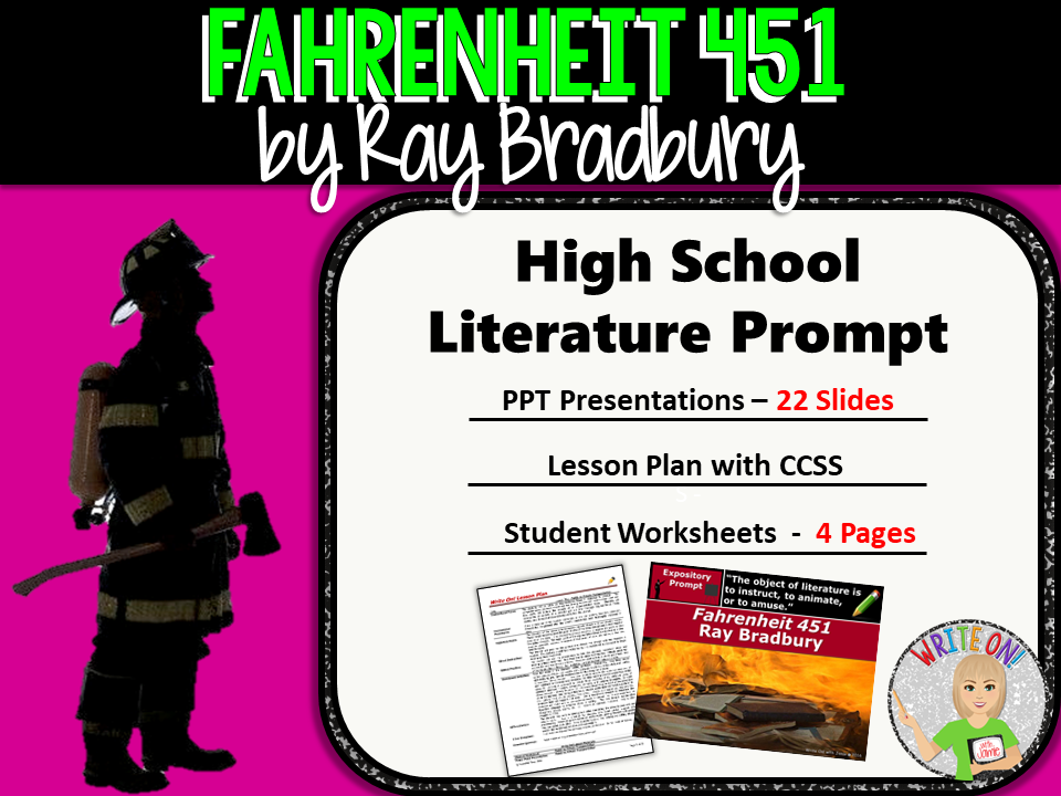 Fahrenheit 451 By Ray Bradbury Text Dependent Analysis Expository