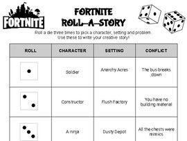 Fortnite Roll A Story