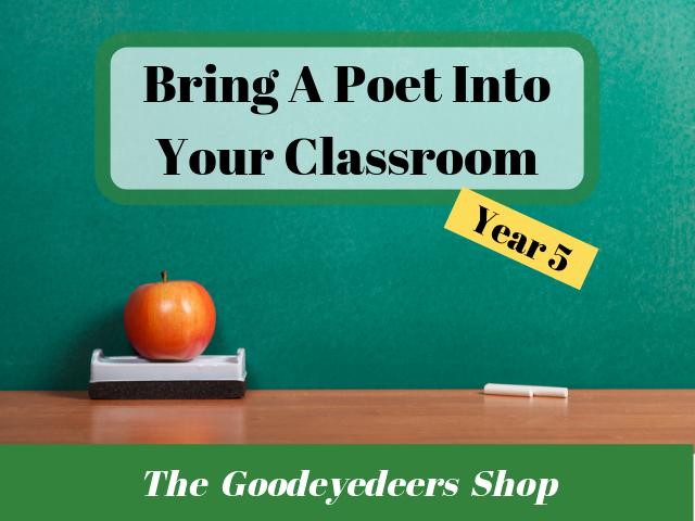 Primary Poetry Workshop - Year 5