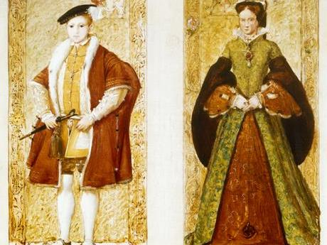 The Mid-Tudor Crisis A Level