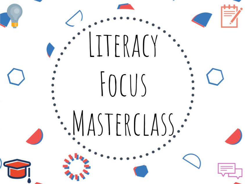 Literacy masterclass #literacy #GCSE #English