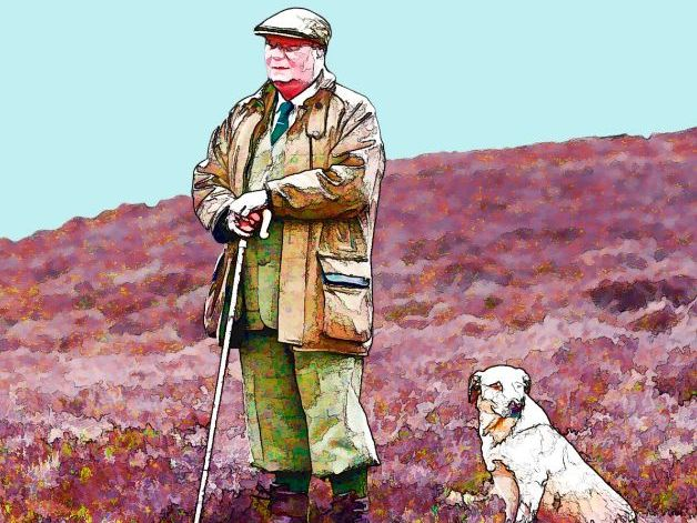 Gordon the Gamekeeper - Maths on the Moor